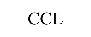 mark for CCL, trademark #78962231