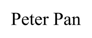 mark for PETER PAN, trademark #78962450