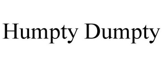 mark for HUMPTY DUMPTY, trademark #78964210