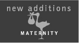 mark for NEW ADDITIONS MATERNITY, trademark #78964219