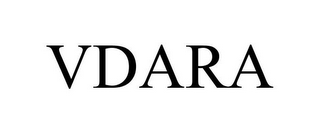 mark for VDARA, trademark #78964399