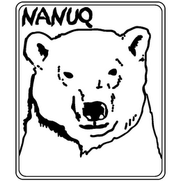 mark for NANUQ, trademark #78964549