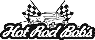 mark for SQ HOT ROD BOB'S, trademark #78966110