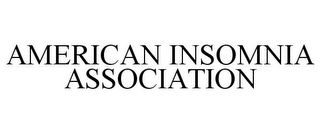 mark for AMERICAN INSOMNIA ASSOCIATION, trademark #78966194