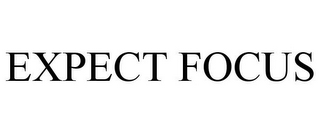 mark for EXPECT FOCUS, trademark #78966310