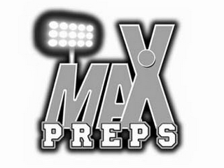 mark for MAX PREPS, trademark #78967092