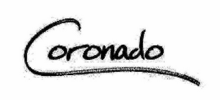 mark for CORONADO, trademark #78967239