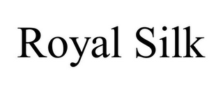 mark for ROYAL SILK, trademark #78969040