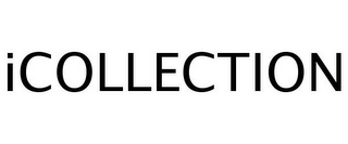 mark for ICOLLECTION, trademark #78969488