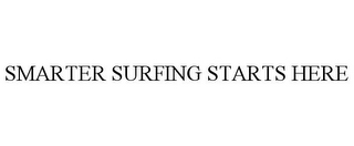 mark for SMARTER SURFING STARTS HERE, trademark #78969904