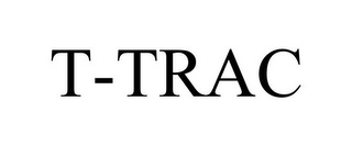mark for T-TRAC, trademark #78970146