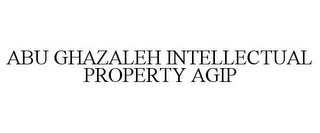 mark for ABU GHAZALEH INTELLECTUAL PROPERTY AGIP, trademark #78970669