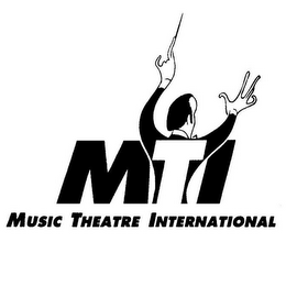 mark for MTI MUSIC THEATRE INTERNATIONAL, trademark #78971465