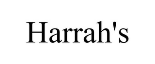 mark for HARRAH'S, trademark #78971741