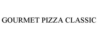 mark for GOURMET PIZZA CLASSIC, trademark #78972190