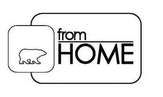 mark for FROM HOME, trademark #78972252