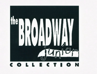 mark for THE BROADWAY JUNIOR COLLECTION, trademark #78972503