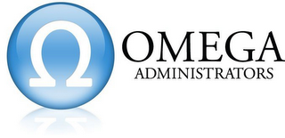mark for OMEGA ADMINISTRATORS, trademark #78974159