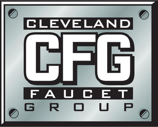 mark for CFG CLEVELAND FAUCET GROUP, trademark #78975144