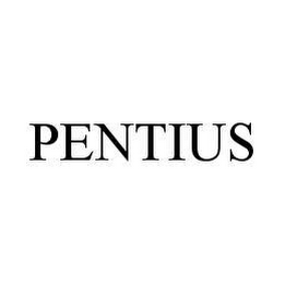 mark for PENTIUS, trademark #78977121
