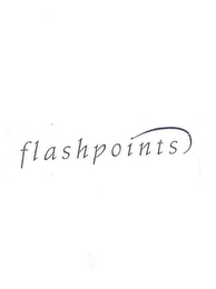 mark for FLASHPOINTS, trademark #78977249