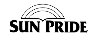 mark for SUN PRIDE, trademark #78977343