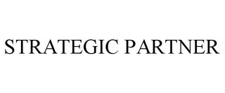 mark for STRATEGIC PARTNER, trademark #78977415