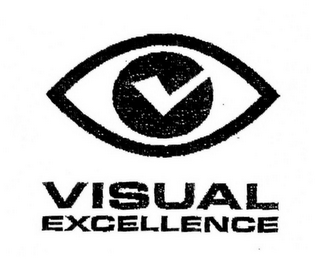 mark for VISUAL EXCELLENCE, trademark #78977499