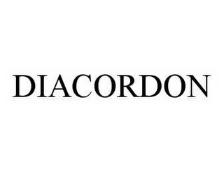mark for DIACORDON, trademark #78977609