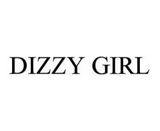 mark for DIZZY GIRL, trademark #78977720