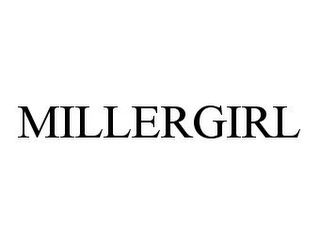 mark for MILLERGIRL, trademark #78978010