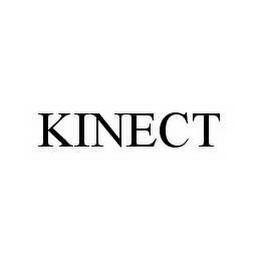 mark for KINECT, trademark #78978055