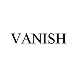 mark for VANISH, trademark #78978159
