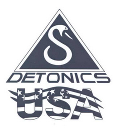 mark for DETONICS USA, trademark #78978223