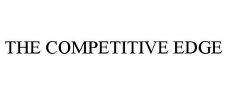 mark for THE COMPETITIVE EDGE, trademark #78978791