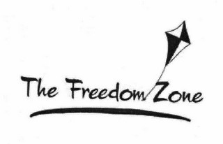 mark for THE FREEDOM ZONE, trademark #78978805