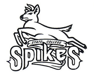 mark for STATE COLLEGE SPIKES, trademark #78979104
