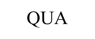 mark for QUA, trademark #78979247