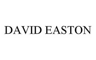 mark for DAVID EASTON, trademark #78979458