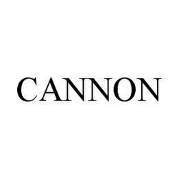 mark for CANNON, trademark #78979510