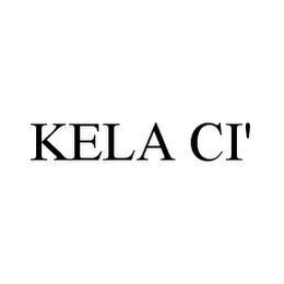 mark for KELA CI', trademark #78979782