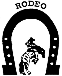 mark for RODEO, trademark #79000106