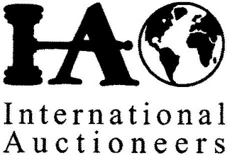 mark for IA INTERNATIONAL AUCTIONEERS, trademark #79000750