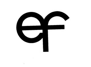 mark for EF, trademark #79001418