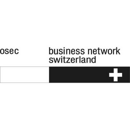 mark for OSEC BUSINESS NETWORK SWITZERLAND, trademark #79001799