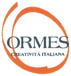 mark for ORMES CREATIVITÁ ITALIANA, trademark #79007852