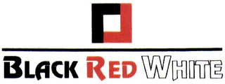 mark for BLACK RED WHITE, trademark #79008063