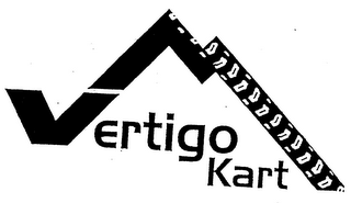 mark for VERTIGO KART, trademark #79008521