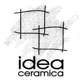 mark for IDEA CERAMICA, trademark #79027010