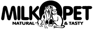 mark for MILKO PET NATURAL & TASTY, trademark #79027221